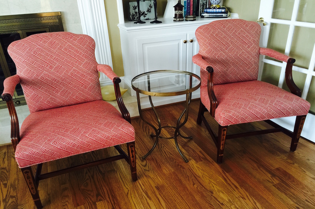small french chairs