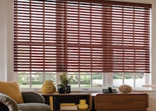 faux window blinds