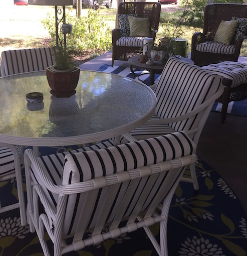 upholstery, outdoor furniture upholstery, mt juliet tn.